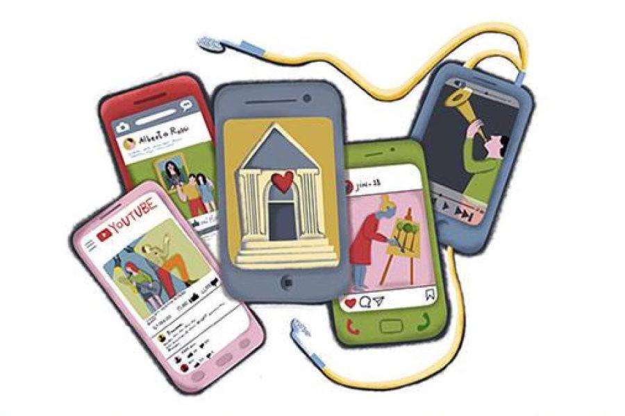 """Presentazione rapporto """"Millennials e Cultura nell'era digitale"""""""
