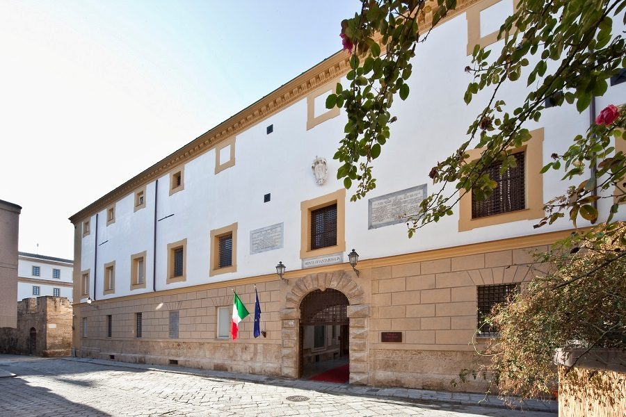 Emergency COVID-19: Palazzo Branciforte closed